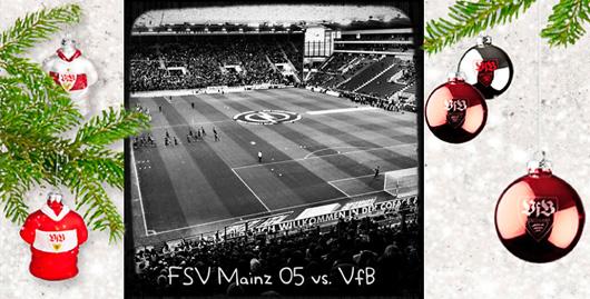 FSV Mainz 05 - VfB Stuttgart 3 : 1