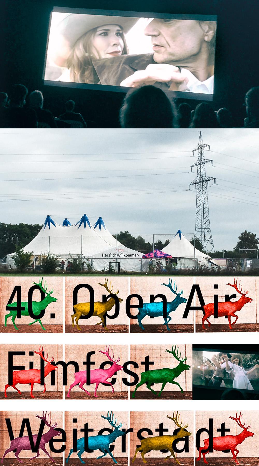40. Open Air Filmfest Weiterstadt