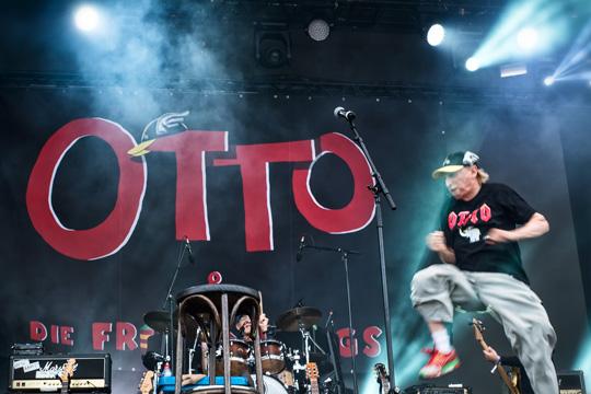 Otto und die Friesenjungs